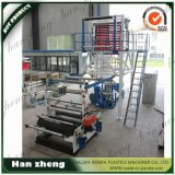 Sjm-Z45X30-850 HDPE / LDPE Single Screw Single Winder Film Blowing Machine