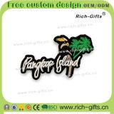 Isola promozionale personalizzata di Pangkor del ricordo dei magneti del frigorifero del PVC della decorazione dei regali (RC- MIEI)