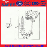 China Prw10, 10 ~24kv, tipo ao ar livre fusível da saída - tipo fusível da saída de China, suporte do fusível