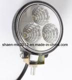 Luz del trabajo de DC12V-24V 9W Epistar LED