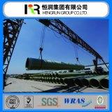 Pipe de FRP, pipe professionnelle durable résistante à la corrosion de haute résistance du Pultrusion FRP de constructeur