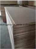 contre-plaqué commercial bon marché de matériau de construction de panneau de mur de 18mm pour des meubles