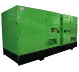 gerador 150kVA Diesel Soundproof com motor 1006tag de Lovol para projetos de edifício