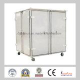 Gzl-100 China Purificador de aceite de lubricante de alta viscosidad / Aceite lubricante Reciclaje de máquina / Equipo de limpieza de aceite hidráulico