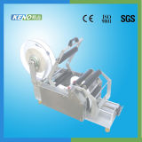 Pequeña máquina de etiquetado de la etiqueta de la buena calidad Keno-L102