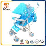 Carrinho de criança de bebê de China com preço barato de pano de Snd 150d Oxforl do frame de aço para a venda