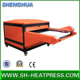 Automatische Sublimation-hydraulische großes Format-Wärme-Presse-Maschine