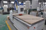Madera del CNC de la carpintería del CNC del ranurador del CNC