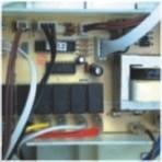 25kg Capacité de stockage élevée Portable Desktop Bullet Type Ice Maker