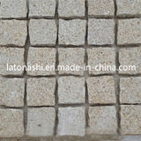 Granito Flame Anti-Slip Sidewalk Tactile Paving Stone per Walkway, Blind
