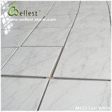 Mattonelle di marmo Polished del marmo bianco popolare della Cina per il rivestimento parete/del pavimento