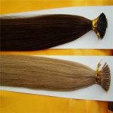 Il bastone all'ingrosso dei capelli di Prebonded Io-Capovolge l'estensione reale dei capelli umani