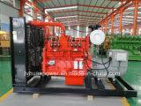 De Reeks van de Generator van de Gasvorming van het Stro van de vernieuwbare Energie of Genset voor de Brandstof van de Biomassa