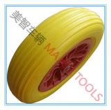 3.50-8 de semi-pneumatische Wielen van EVA voor de Karren van het Hulpmiddel