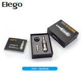 최신 E Cigarette Atomizer Authentic Aspire Nautilus Mini (2ml)