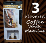 Máquinas de Vending F303V do café