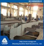 Estructura de acero prefabricada del diseño industrial para la central eléctrica