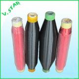 Einzelheizfaden-Spannlack gefärbtes Garn 8d/1f des Polyester-(HAUSTIER) zu 100d/1f (0.10mm)