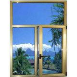 좋은 품질 및 알맞은 가격 알루미늄 여닫이 창 Windows (ACW-025)