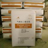 La silice émise de la vapeur bon par prix 200 a fait en Chine pour le caoutchouc de silicones