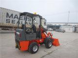 Neue Modell Everun Er06 농업 농장 또는 땅 Maschine 소형 Radlader/Hoflader/Wheel 로더 Mit Ce/Euro 3