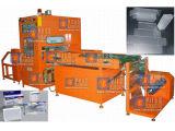 Máquina plegable que arruga de la caja del animal doméstico del PVC/(WS-15000Z)