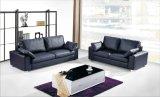 Sofá do couro genuíno de 3 Seater