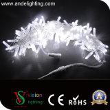 Weiße helle Zeichenkette des Farbe Belüftung-Kabel-LED mit Cer, RoHS Bescheinigung