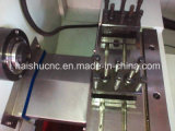 Torno pequeno Ck0640A do CNC