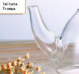 De grote Pot van het Sap van de Pot van de Thee van Juicer van het Water van het Glas van de Capaciteit met Filter
