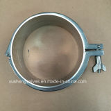 "3"" SMS acero inoxidable 316L Tri Clamp virola"