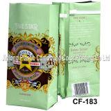 Aluminium Foil Kaffeeverpackungen Sack mit Ventil