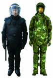 反暴動Suit/Antiの暴動Amor/Tacticalの防護着(SD-SERIES)