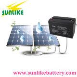 Bateria acidificada ao chumbo profunda do UPS do AGM do ciclo 12V100ah para a potência solar