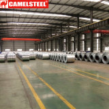 Ride PPGI de Camelsteel Shandong pour la feuille de toiture