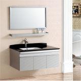 Nuovo Governo di stanza da bagno della parete di disegno con lo specchio