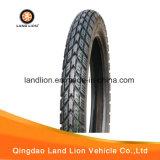 Neumático y tubos interiores excelentes de la motocicleta de la calidad 2.75-17 del mercado de Indonesia