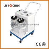 Dispositivi di aspirazione medici mobili di plastica del pulsometro