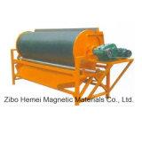 Séparateur magnétique sec pour le sable, roches de volcan, minerai mou