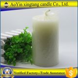 3X3 all'ingrosso Decorative White Pillar Candles per Home Decorations