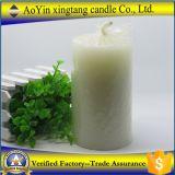 De in het groot 5X5 Decoratieve Witte Kaarsen van de Pijler voor de Decoratie van het Huis