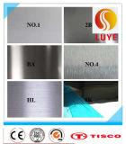Edelstahl-warm gewalztes Blatt-starke Stahlplatte 310S