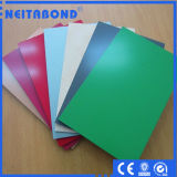 PE de alumínio de Composite Panels Blue ACP, Fireproof Core Building e Decorative Materials