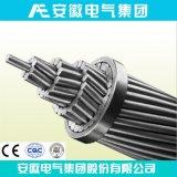 Cable de transmisión de arriba de aluminio del conductor