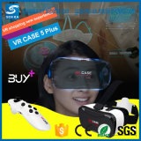Nieuwe Premium 3D Glasses voor Blue Film Video Vr Case 5plus voor Smartphone