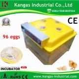 Le CE a réussi à Wih automatique 96 oeufs incubateur fait maison d'oeufs