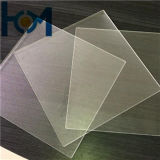 3.2mm Arc Super Clear Tempered Glass con alto potere Gain