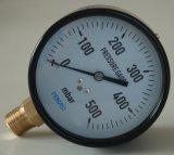 Kapsel-Niederdruck-Anzeigeinstrument YE-100mm von 500mbar oder angepasst