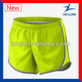 Healong Cut and Sew Running Shorts with High Quality