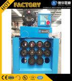 2インチセリウムが付いているの高さの圧力油圧ホースのひだが付く機械